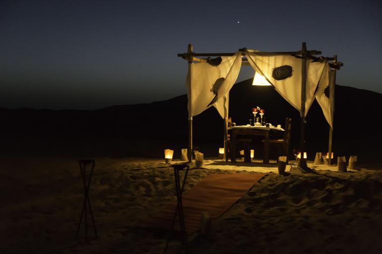 Horaz Luxury Camp, Errachidia