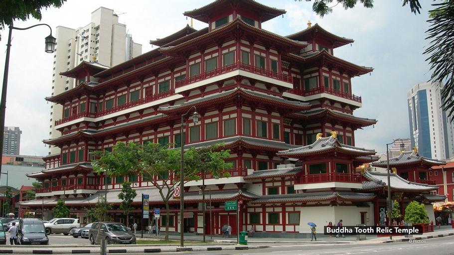 ZEN Rooms People's Park Complex, Singapura