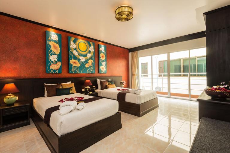 Tanawan Phuket Hotel, Pulau Phuket