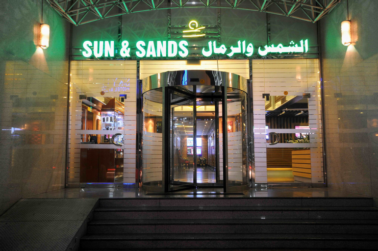 Sun and Sands Hotel Clock Tower,
