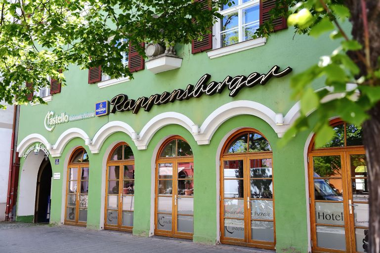 Hotel Rappensberger, Ingolstadt