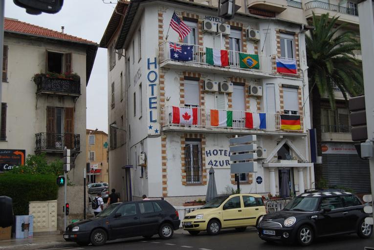 Hotel Azur, Alpes-Maritimes