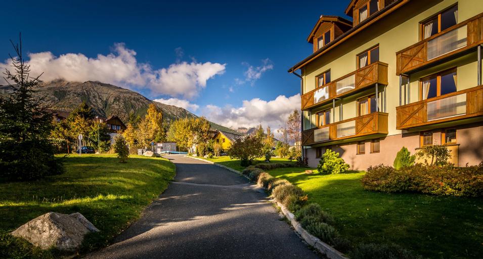 Hotel Villa Siesta, Poprad