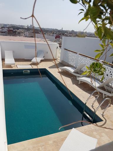 Dar Shaân, Rabat