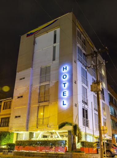 Hotel El Alba, Santiago de Cali