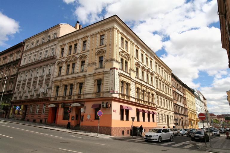 Hotel ANETTE, Praha 5