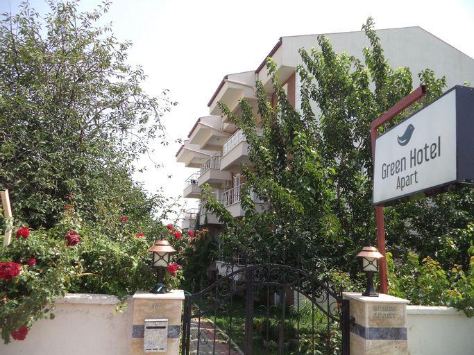 Karaagaç Green Hotel Apart, Merkez