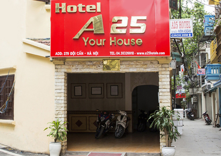 A25 Hotel Doi Can, Ba Đình