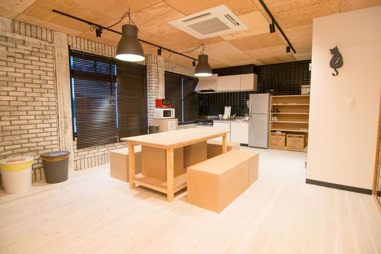 TONAGI Hostel and Cafe, Fukuoka
