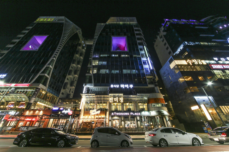 The Marine View Hotel, Suyeong