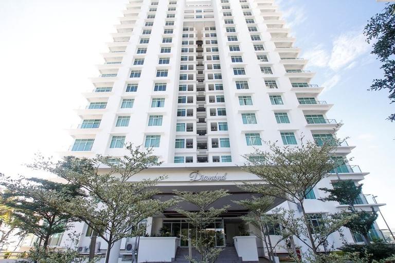 Bay Resort Condominium Diamond Tower, Miri