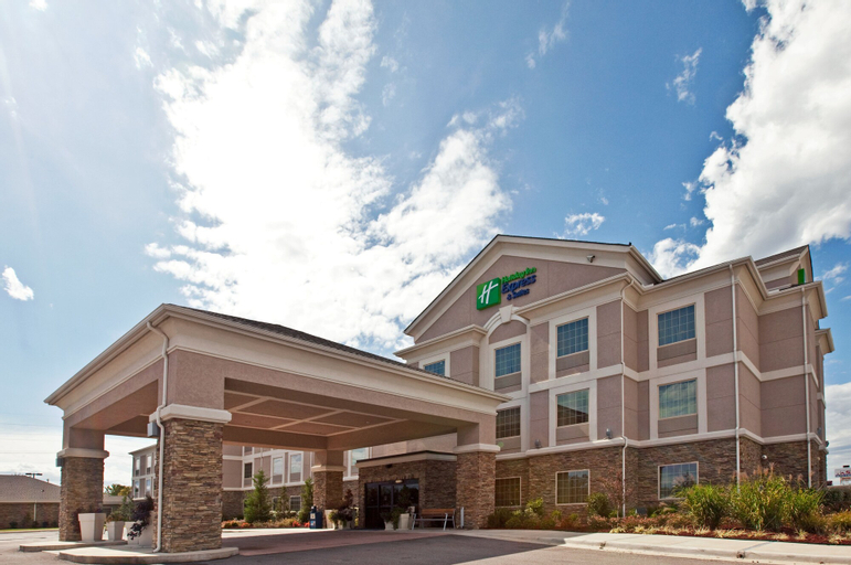 Holiday Inn Express Ada, Pontotoc