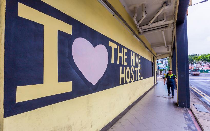 The Hive Singapore Hostel, Kallang