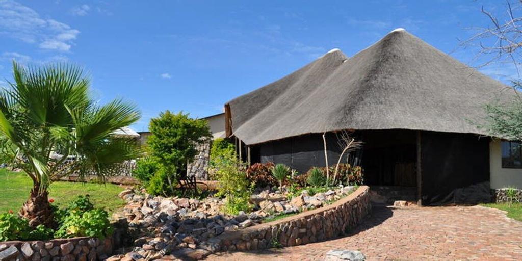 Etotongwe Lodge, Outjo