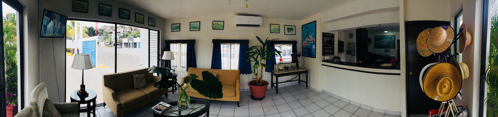 Hotel Marina Topolobampo, Ahome