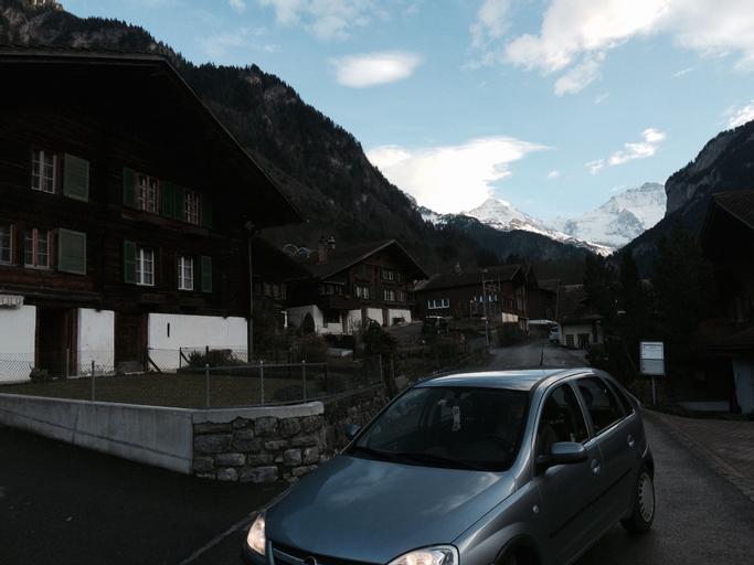 250 Year Old Swiss Chalet, Interlaken