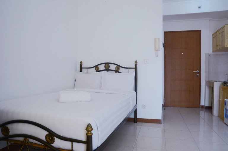 Strategic Studio Maple Park Apartment Near Kemayoran and Sunter, Jakarta Utara