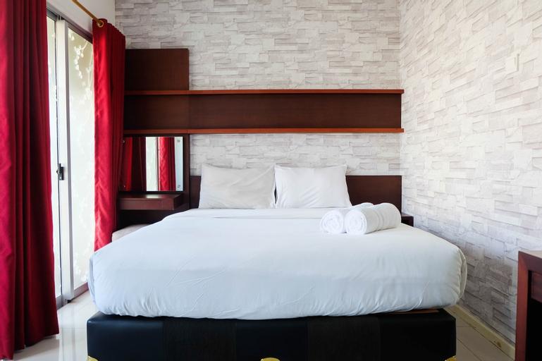 Comfy Studio Cosmo Terrace Apartment, Central Jakarta