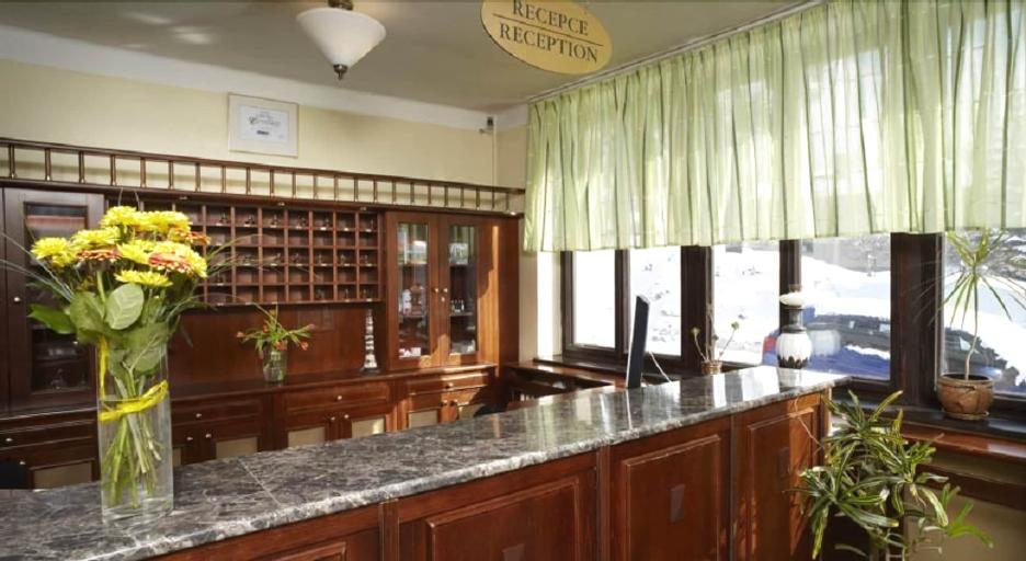Spa Hotel Bily Horec, Semily
