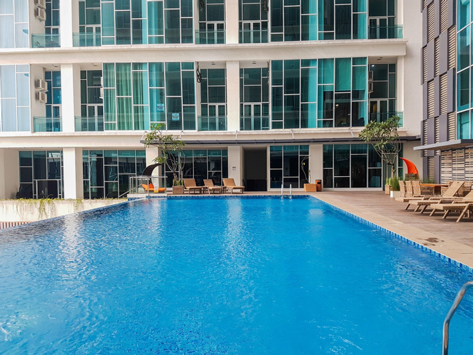 Luxurious 2BR Brooklyn Apartment By Travelio, Tangerang Selatan