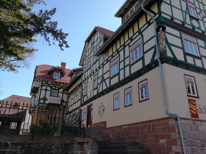 Hotel Saxenhof, Wartburgkreis