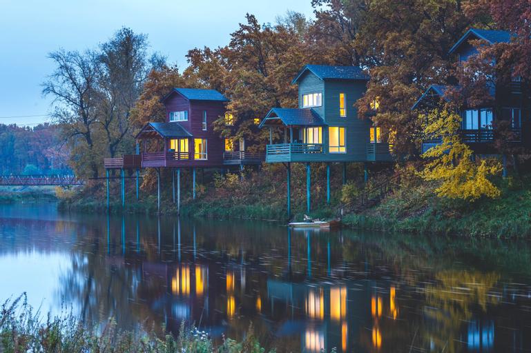 Holiday home Shvedskie Dachi, Volzhskiy rayon