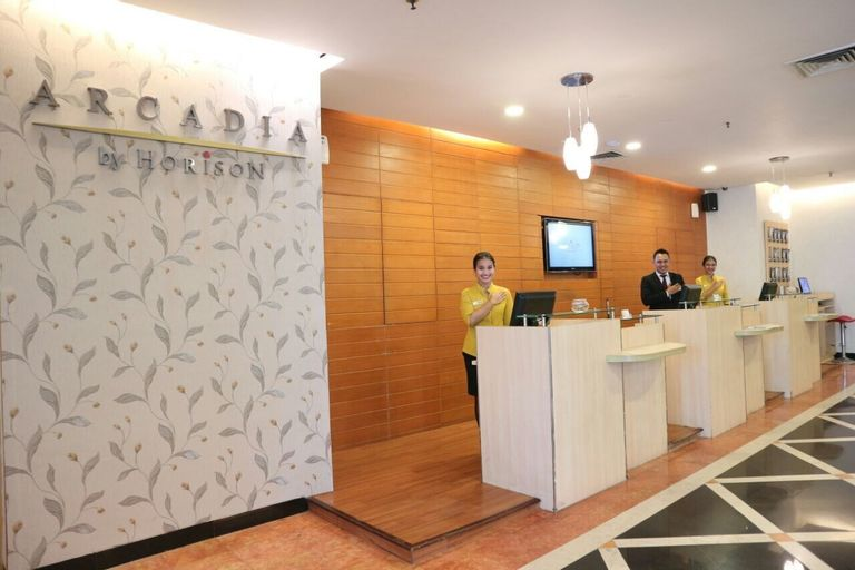 Horison Arcadia Mangga Dua Jakarta, Central Jakarta