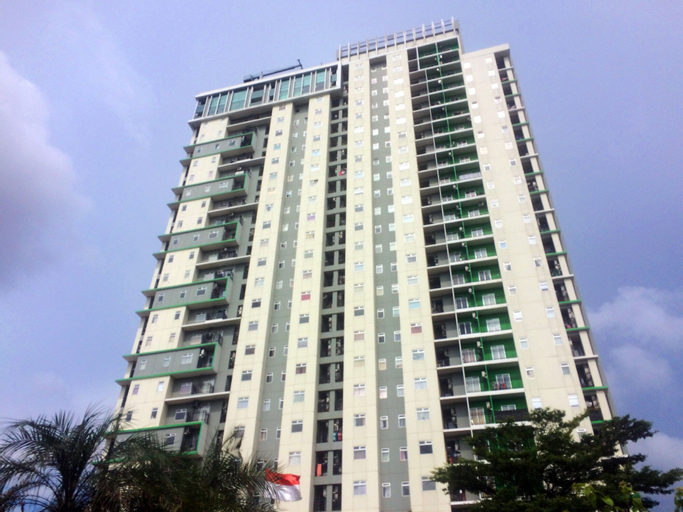 Comfy 2BR Gading Greenhill Pegangsaan Apartment, Jakarta Utara