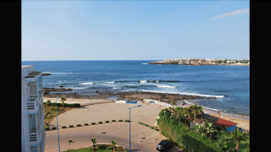 Appartement Marina Beach, Ben Slimane