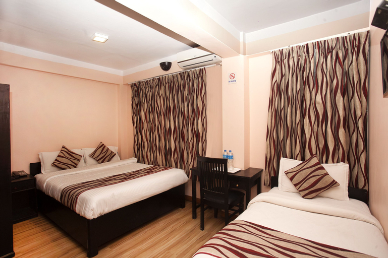 OYO 449 Kathmandu City Hotel, Bagmati