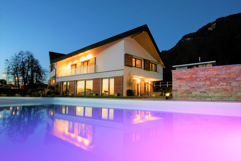 Montreux holiday home, Pays-d'Enhaut