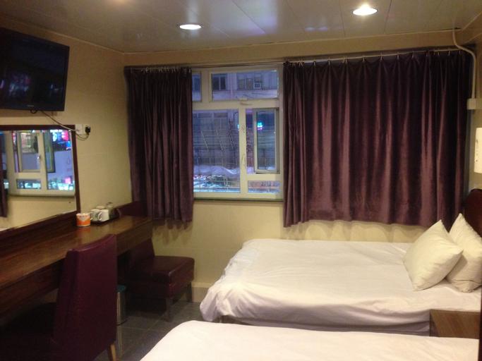 UK Deluxe Hostel, Yau Tsim Mong