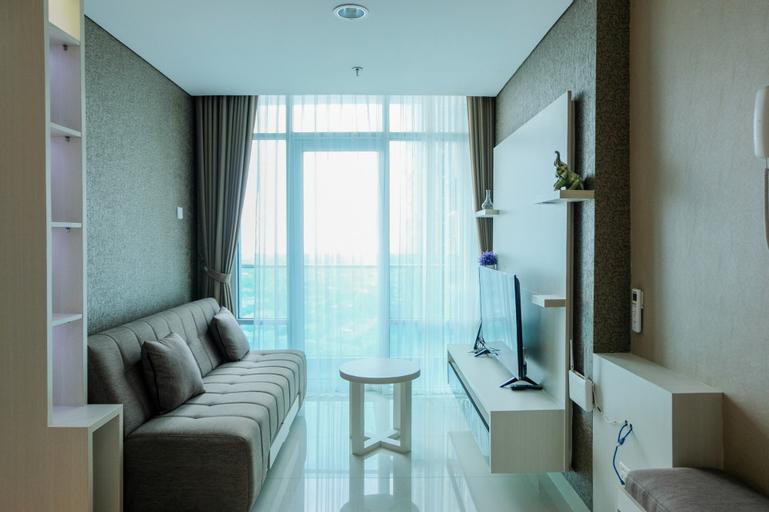 Luxurious 2BR Brooklyn Apartment, Tangerang Selatan