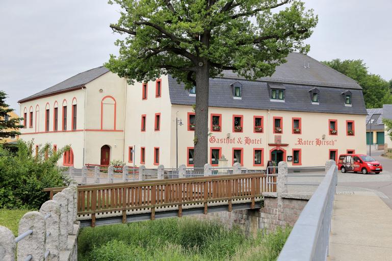 Pension Gasthof und Hotel Roter Hirsch, Mittelsachsen