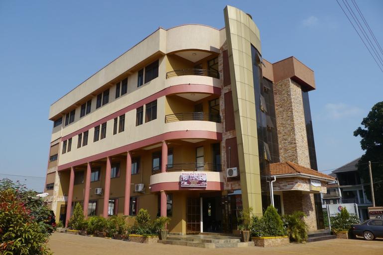 Rosaline Suites Hotel, Bugahya