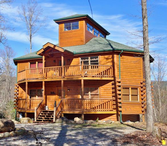 Swimmin With Bears 375 - Three Bedroom Cabin, Cocke