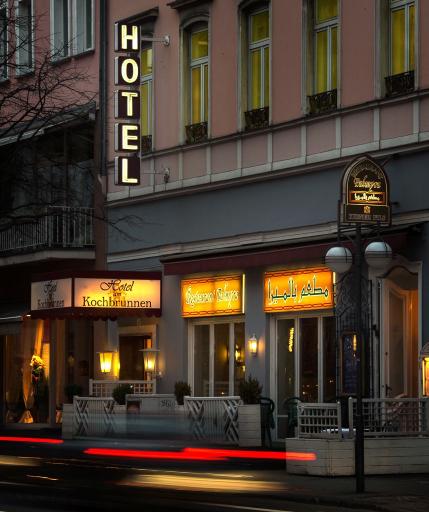 Hotel am Kochbrunnen, Wiesbaden