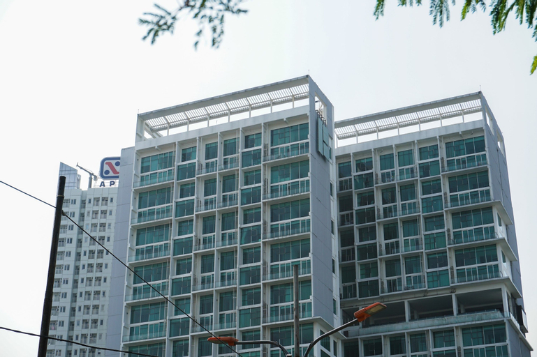 Exclusive Design Satu8 Apartment Near Puri, West Jakarta