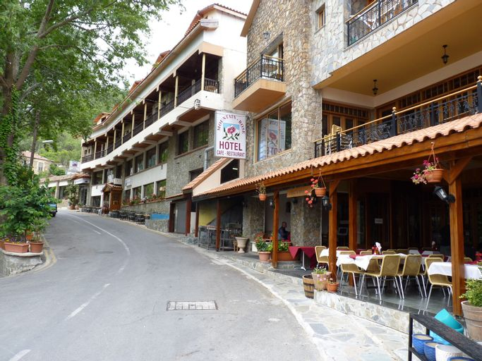 Mountain Rose Garden Hotel,
