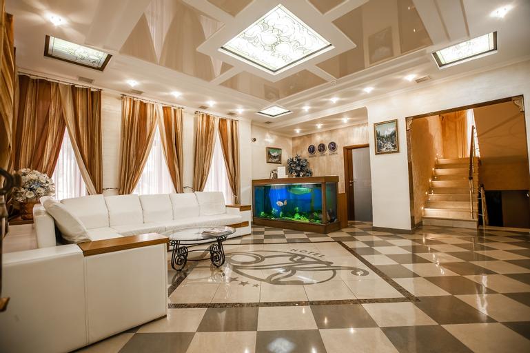 Dombay Palace, Karachayevskiy rayon