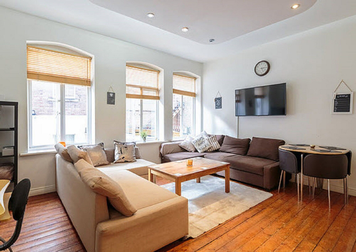 Luxury Central Newcastle Apartment 20, Newcastle upon Tyne