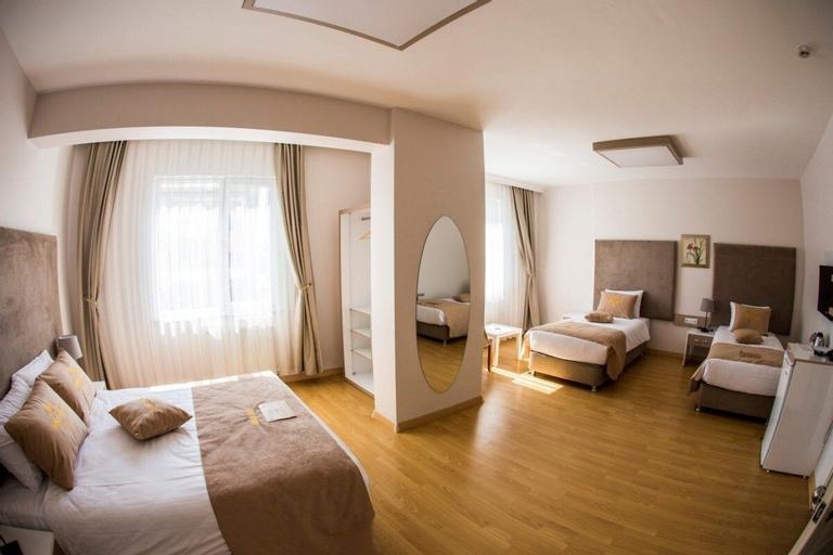 Bilge Suite Hotel, Merkez
