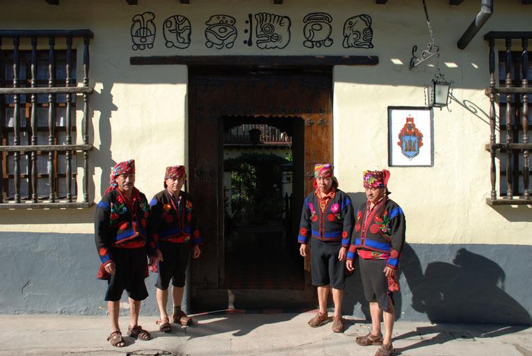 Hotel Museo Mayan Inn de Guatemala, Chichicastenango