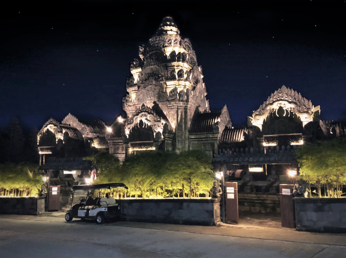 Le Palais Hotel, Ko Phangan