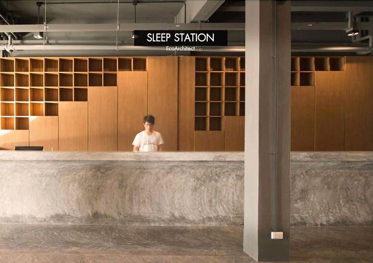 Sleep Station, Muang Surat Thani