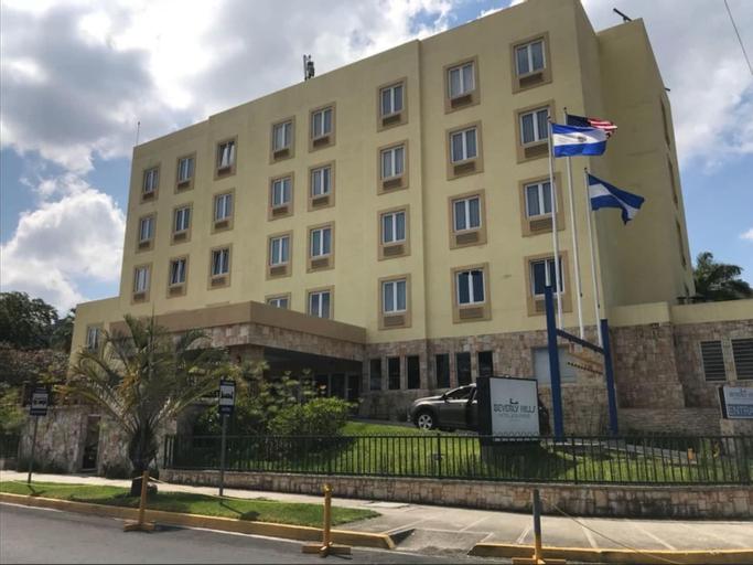 Beverly Hills Hotel & Suites San Salvador, Antiguo Cuscatlán