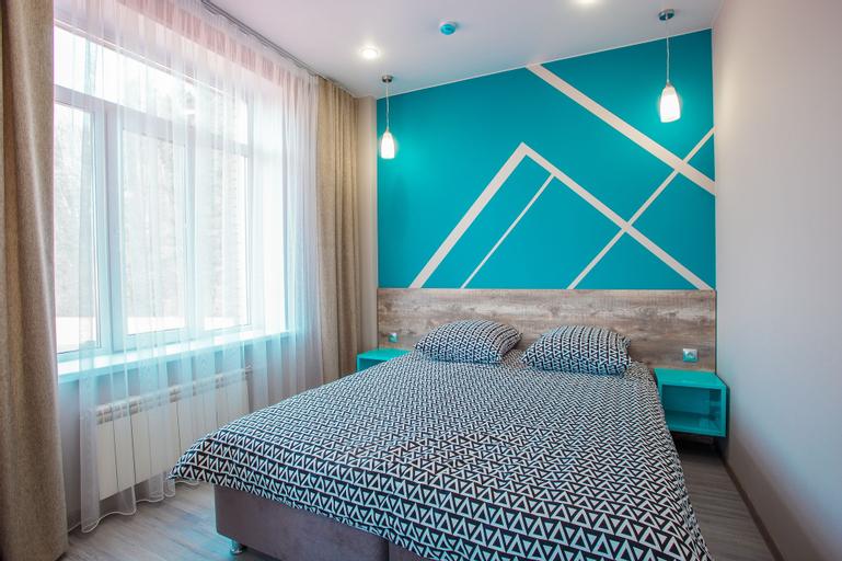 D'ARS - Hostel, Berezovskiy rayon