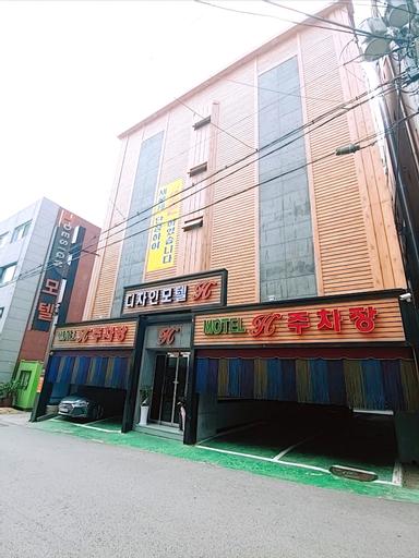 Design H Motel, Gyeyang