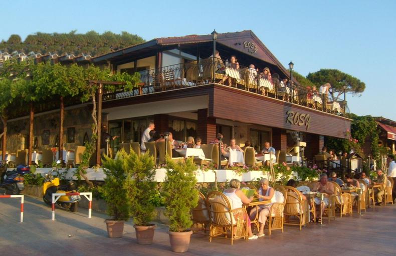 Rosy Hotel, Kuşadası