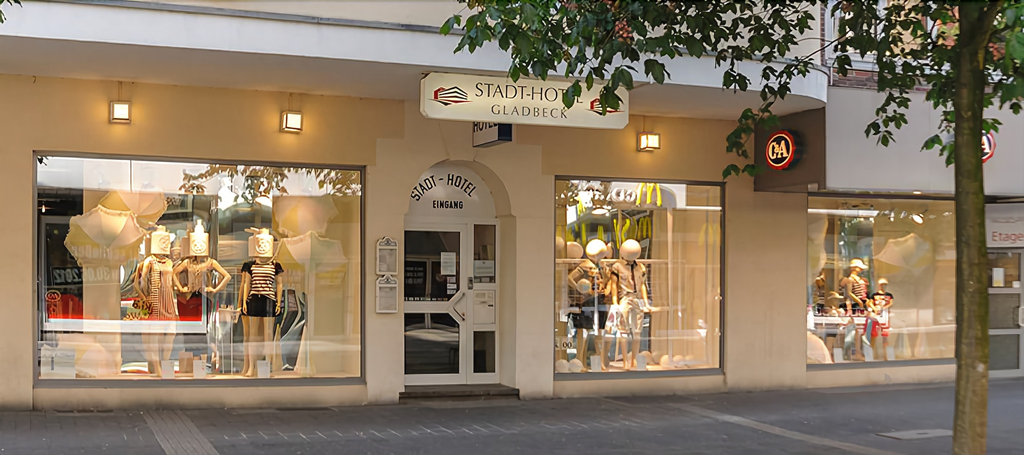 Stadt-Hotel Gladbeck, Recklinghausen